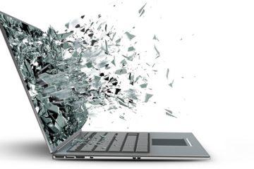Laptop Screen and Keyboard Repair